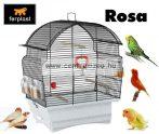 Ferplast Rosa Black díszes prémium felszerelt madár kalitka