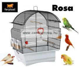 Ferplast Rosa Black díszes prémium felszerelt madár kalitka (52015817)