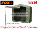 FOX Royale Cook Tent Station SÁTOR  220 x 220 x 150cm (CUM183)