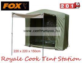 FOX Royale Cook Tent Station SÁTOR  220 x 220 x 150cm (CUM183)
