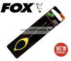 FOX Edges Gated needle - YELLOW fűzőtű (CAC590)