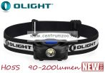 fejlámpa  Olight H05S Wave tölthető fejlámpa 800 lumen 212m (OLIH05S)