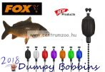 FOX Black Label Dumpy Bobbins swinger (CBI103) FEKETE