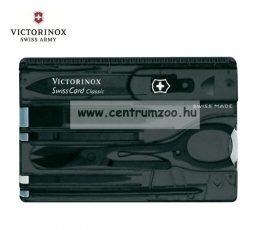 Victorinox Swiss card onyx (classic)  0.7133.T3