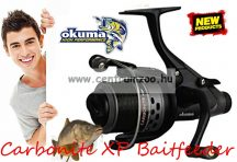 Okuma Carbonite XP Baitfeeder 55 CBF-155a (12lb.sp.spool) 1bb orsó (54217ECO)