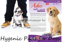 COBBYS PET AIKO Soft Care Levander 60x60cm 10db levendula illatú kutyapelenka  (42005)
