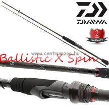 Daiwa Ballistic X Jigger 2,70m 7-28g pergető bot (11503-270)