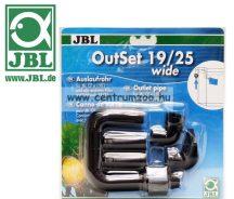 JBL CristalProfi külső szűrő befolyó PIPA terelővel(e1901, 19/25) (JBL60232)