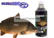 HALDORÁDÓ Carp Syrup - Fekete Tintahal aroma 500ml