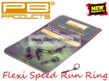 PB Products Flexi Speed Run Ring gyorskapocs 10db (FSRR)