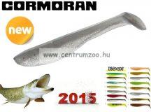 Cormoran K-Don S9 prémium gumihal 13cm PEARL SILVER (51-28311)
