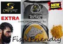 CARP SPIRIT France 100% Natural Bait - Yellow Carp Extra - szuper-prémium etető anyag 1000g