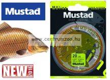 Mustad Carp Line 10 LB - 300m- 0,26mm monofil zsinór (NLMU10213)