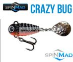 SpinMad Blade Baits gyilkos wobbler CRAZY BUG 6g  2510