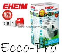 Eheim 2034 Ecco Pro 200 külső szűrő - töltettel (2034020)