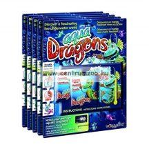 World Alive Aqua Dragons Vízalatti Élővilág - Vizi Sárkány peték és etetőanyag (4004)