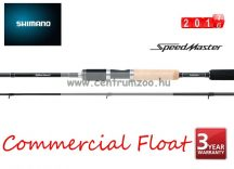 Shimano bot SPEEDMASTER AX COMMERCIAL FLOAT 305cm 15g (SMAX10CFL) prémium float bot