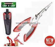 Carp Zoom Pocket Pliers multifunkciós fogó 16,5cm hosszú (CZ3711)