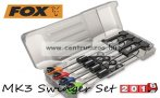 FOX MK3 Swinger® 4 Rod Set (piros, narancssárga, zöld és kék) - 4db/szett (CSI048)