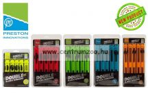 Preston Double Slide Winders 200mm GREEN szerelék tartó létra szett 10db/csomag PDSW/20