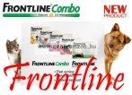 FRONTLINE COMBO Spot On kullancs és bolha elleni csepp macskáknak
