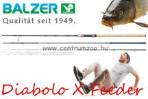 Balzer Diabolo X Method Feeder 3,3m 60g feeder bot (0011133360)