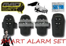 MAD CAT MADCAT SMART ALARM SET 3+1 RED + GREEN + YELLOW (52144) elektromos kapásjelző szett