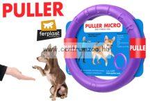 Ferplast Puller Micro - Dog Toy kutya játék húzogató és dobó karika 12,3cm 2db (86780099)