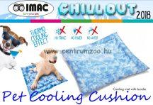 iMAC PET COOLING MAT MAXI 104x88 cm hűsítő hatású kutya-, cicafekhely - Kánikula idejére (ICC512)