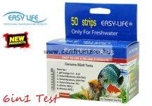 Easy-Life 6in1 Test - tesztcsík szett 50x5 50db (TST61)