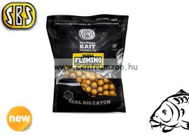 SBS Soluble Flumino Ready-Made Boilies 20mm- PINEAPPLE ananász 1kg (13243)