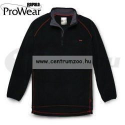 Rapala Pro Wear Lite Fleece Black (vékony polár) S (22105-1)
