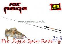 "FOX Rage Terminator® PRO JIGGLE SPIN  6'4"" 193cm 10-35g 2rész pergető bot (NRD216)"