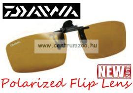 Daiwa Polarized Sunglasses - FLIP LENS - AMBER 2016NEW (DPROPCFL4) 202735