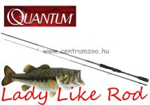 Quantum Lady Like Spinning Rod pergető bot 2,15m 24g  (1461215)