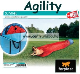 Ferplast Agility Tunnel - ALAGÚT - 6866