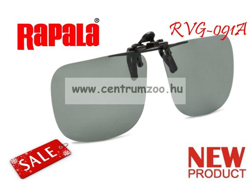Rapala RVG-091A Sportsman s Clip-On felcsíptethető polár napszemüveg ... c4118c17f8