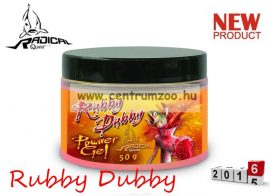 Radical Carp Rubby Dubby Neon Powder Dip 50g (3949016)