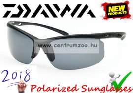 Daiwa Polarized Sunglasses - GREY LENS 2018 NEW modell (DTPSG3)(209280)