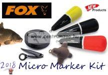 FOX Micro Marker Kit 3db-os jelölő úszó szett etetéshez (CAC382)