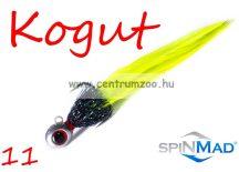 SpinMad Kogut műcsali Color 11 - több méretben