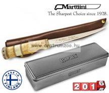 Marttiini Collector Witchs Tooth Fillet filéző 15cm (bőrtokkal, fémdobozban) BTWTCF6