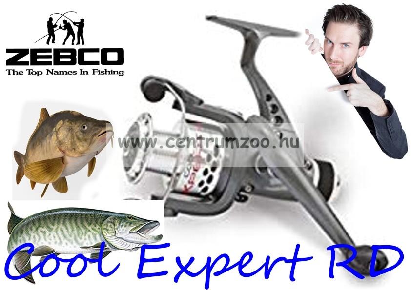 Zebco COOL EXPERT RD 150 GREY hátsófékes pergető orsó (0020050 ... a8e5bbd6ea