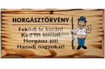 FATÁBLA HORGÁSZTÖRVÉNY (TREF2-007)