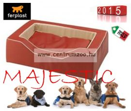 Ferplast Majestic 125 RED NEW Exclusiv fekhely