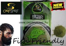 CARP SPIRIT France 100% Natural Bait - Betain Green - prémium etető anyag 1000g