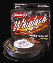 Berkley Whiplash Green Pro NEW 110méter 0,18mm zöld 21,9kg fonott