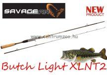 SAVAGE GEAR Butch Light XLNT2 6'9'' 205cm 30-65g - 2sec pergető bot (48524)