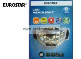 fejlámpa  EUROSTAR LED HEADLIGHT FEJLÁMPA (LD07)