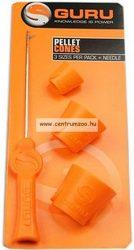 GURU Pellet Cone 3in1 pellet kúp 3 méretben (GPC)